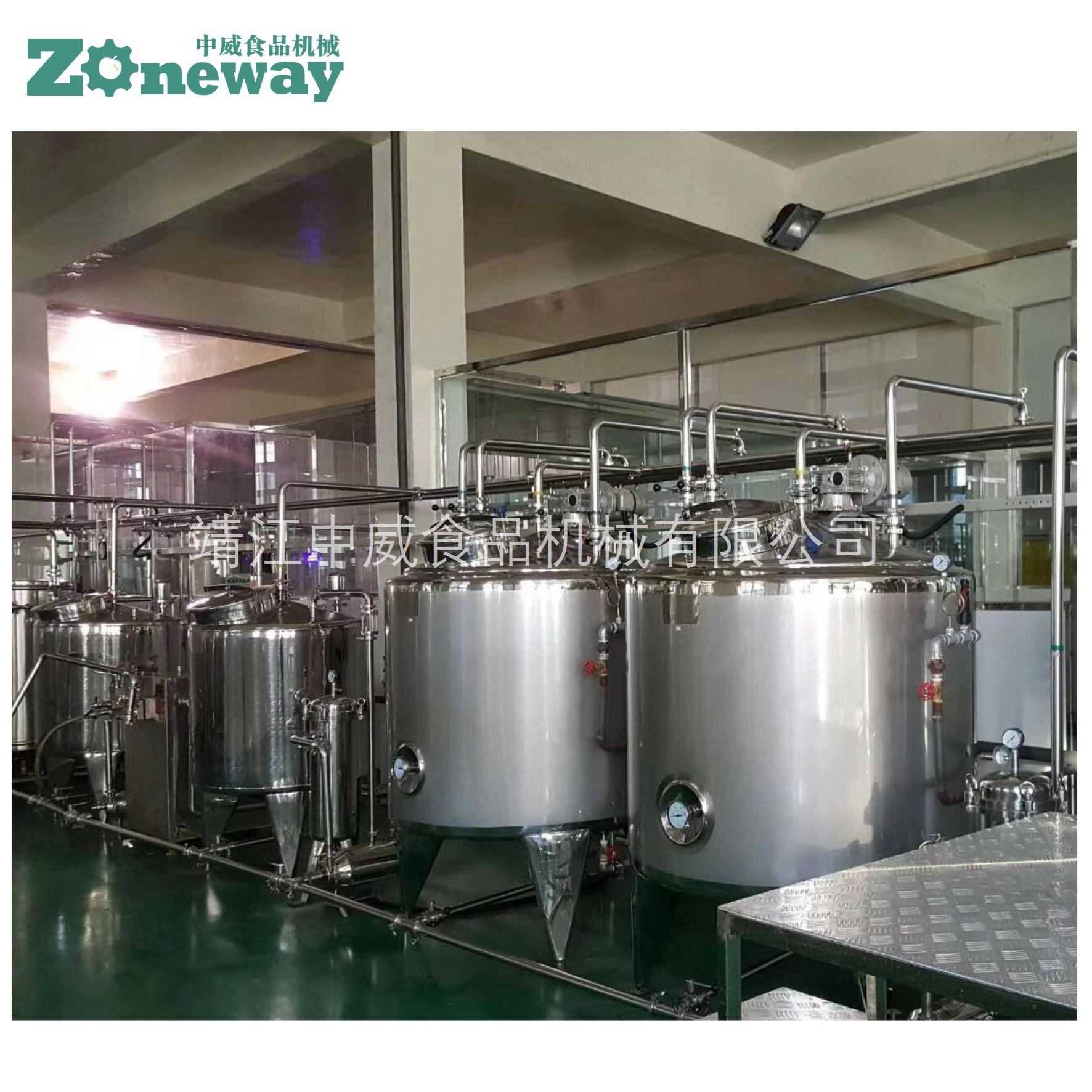 石榴汁果汁饮料生产线加工设备